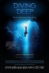 Diving Deep: The Life and Times of Mike deGruy Affiche de film