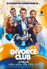 Divorce Club (v.o.f.) Affiche de film