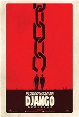 Django déchaîné Affiche de film