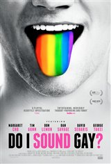 Do I Sound Gay? Large Poster