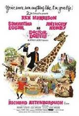 Doctor Dolittle Movie Poster