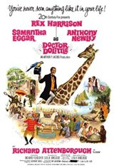 Doctor Dolittle (1967) Movie Poster