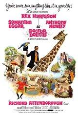 Doctor Dolittle (1967) Large Poster