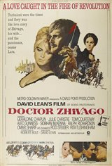Doctor Zhivago Movie Poster Movie Poster