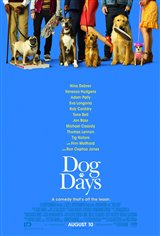 Dog Days Affiche de film
