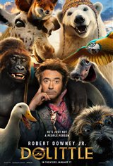 Dolittle Movie Poster Movie Poster