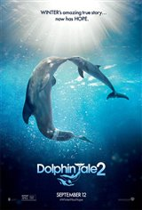 Dolphin Tale 2 Movie Poster