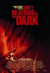 Don't Be Afraid of the Dark Movie Poster