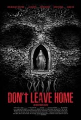 Don't Leave Home Large Poster