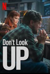 Don't Look Up (Netflix) Movie Poster