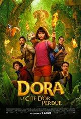 Dora et la cité d'or perdue Affiche de film