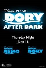 Dory After Dark 3D Movie Poster