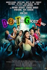 DOTGA: Da One That Ghost Away Large Poster