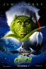 Dr. Seuss' How The Grinch Stole Christmas Movie Poster Movie Poster