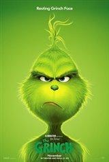 Dr. Seuss' The Grinch 3D Movie Poster