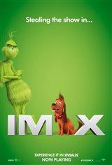 Dr. Seuss' The Grinch: The IMAX Experience Movie Poster
