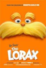 Dr. Seuss' The Lorax: Super Bowl Spot Movie Poster