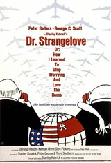 Dr. Strangelove, Or How I Learned to Stop Worrying and Love the Bomb Movie Poster