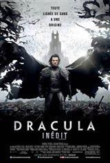 Dracula inédit Affiche de film
