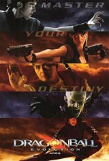 Dragonball: Evolution Movie Poster