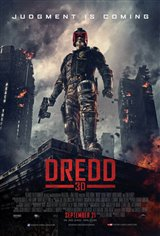 Dredd (v.f.) Movie Poster