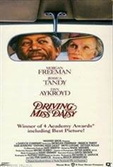 Driving Miss Daisy Movie Poster
