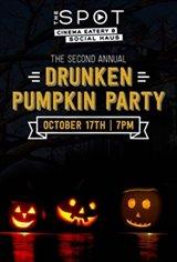 Drunken Pumpkin Large Poster