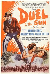 Duel in the Sun Movie Poster Movie Poster