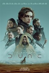 Dune: An IMAX 3D Experience Large Poster