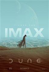 Dune: The IMAX Experience Movie Poster