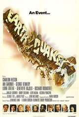 Earthquake Movie Poster Movie Poster