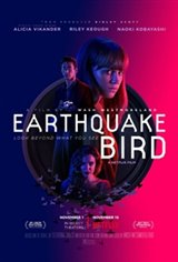 Earthquake Bird Affiche de film