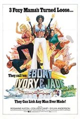 Ebony, Ivory and Jade (She Devils in Chains) Movie Poster