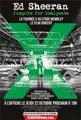 Ed Sheeran Jumpers for Goalposts : La tournée X au stade Wembly - Le film concert Affiche de film
