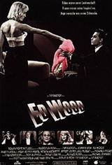 Ed Wood Movie Poster