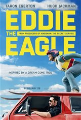 Eddie the Eagle Movie Poster Movie Poster