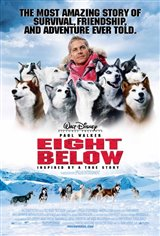 Eight Below Movie Poster Movie Poster