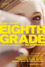 Eighth Grade Movie Poster Movie Poster