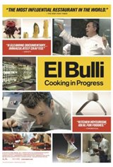 El Bulli: Cooking in Progress Movie Poster
