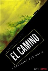 El Camino: A Breaking Bad Movie (Netflix) Affiche de film