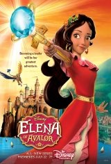 Elena of Avalor: Ready to Rule Movie Poster Movie Poster
