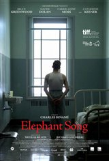 Elephant Song Movie Poster Movie Poster