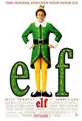 Elf Movie Poster Movie Poster