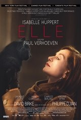 Elle Movie Poster Movie Poster