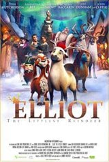 Elliot the Littlest Reindeer Movie Poster Movie Poster