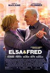Elsa & Fred Movie Poster