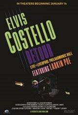 Elvis Costello: Detour Live At Liverpool Philharmonic Hall Movie Poster
