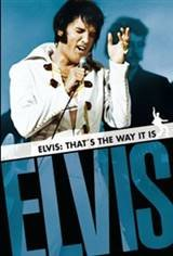 Elvis: That's the Way It Is (Special Edition) Poster