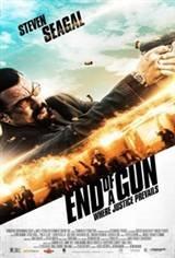 End of a Gun Movie Poster
