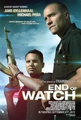 End of Watch Movie Poster Movie Poster